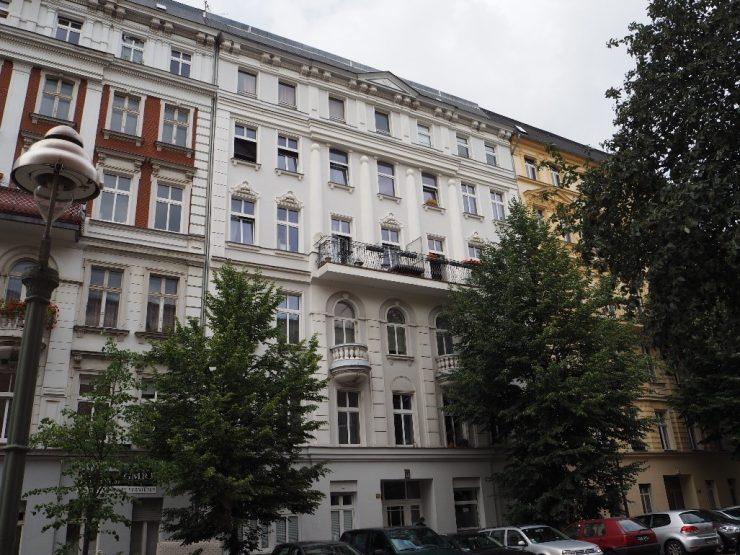 Berlin-Moabit, Stephanstraße